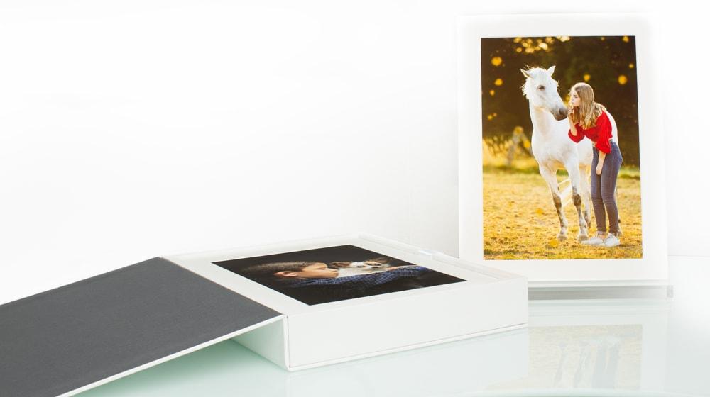 Koesterbox; de meest luxueuze afwerking voor uw beelden van De Huisdierfotograaf