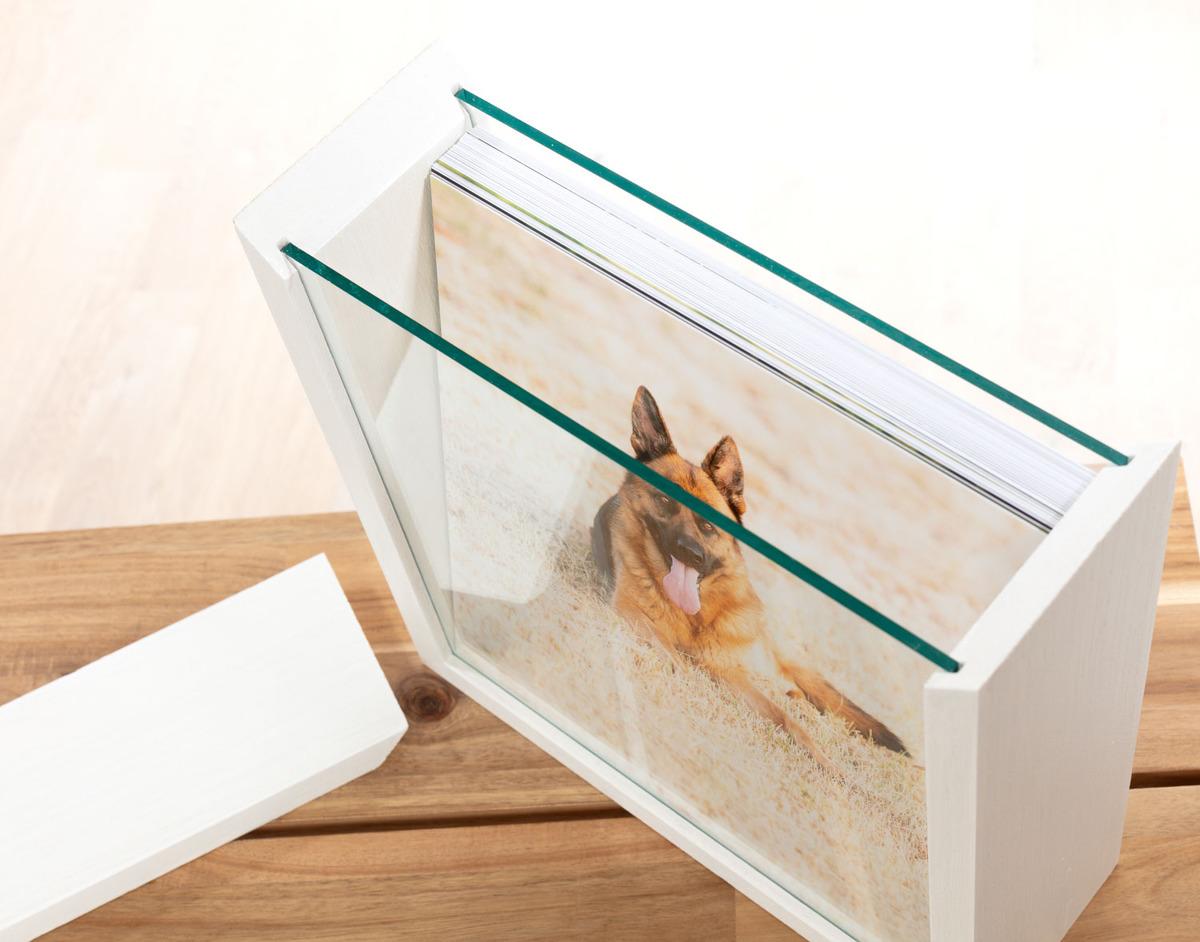 Kijkbox als prachtige afwerking voor jouw beelden
