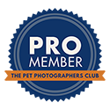 Pet Photographers Club Pro Member