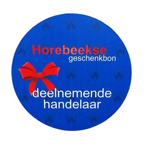 Horebeekse Geschenkbon